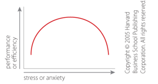 Anxiety Curve