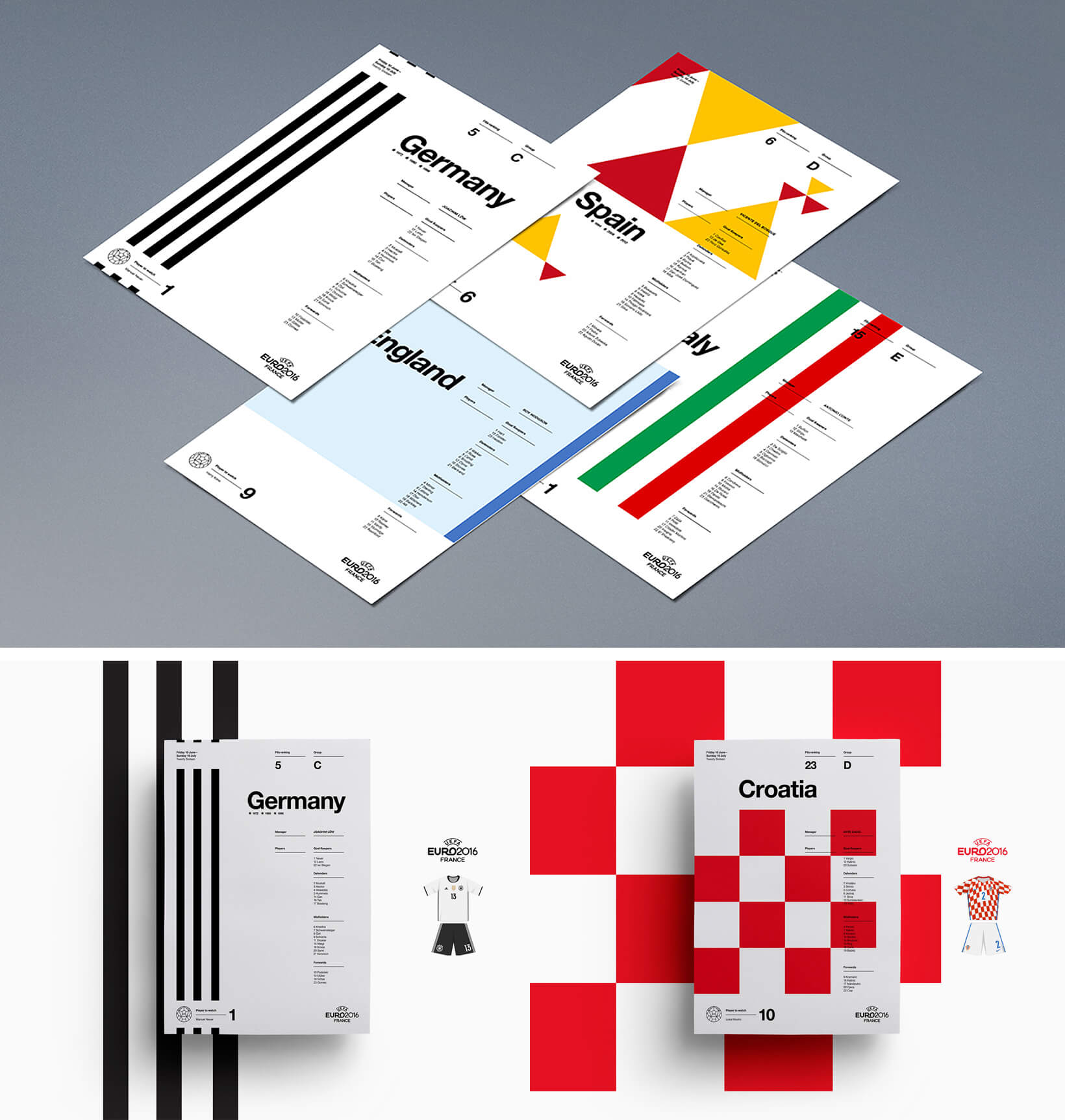 Examples of projects by StudioJQ.