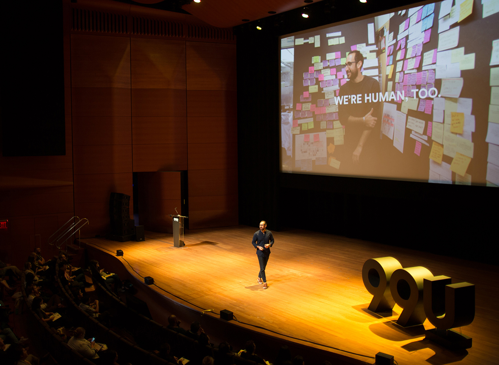 99U Conference Main Stage