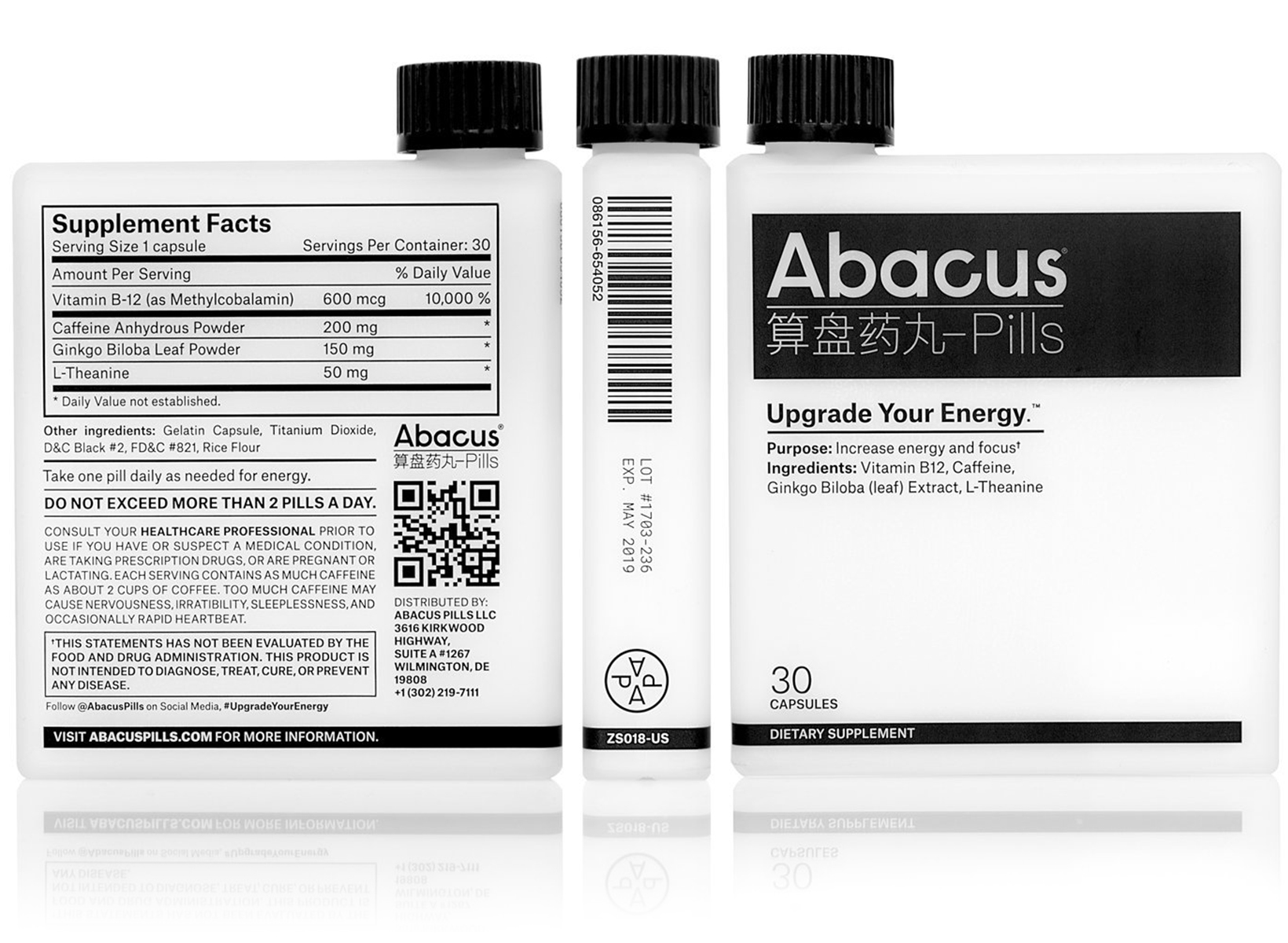 abacus, inline, vitamin, packaging, design, ethics