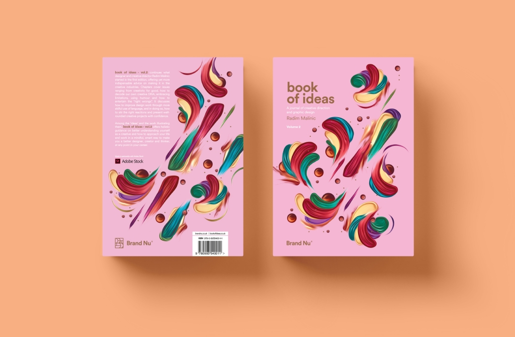 Radim Malinic's Book of Ideas is filled with his insights on the design life. Image courtesy of Radim Malinic.
