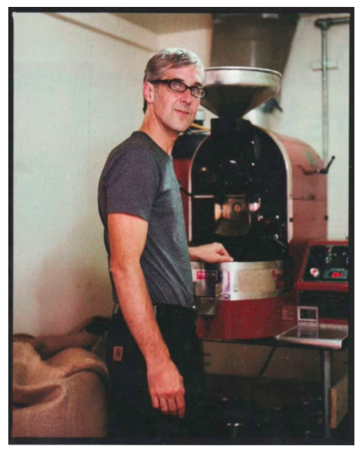 James Freeman Blue Bottle Coffee